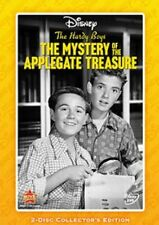 Disney - The Hardy Boys - THE MYSTERY OF THE APPLEGATE TREASURE - new/sealed DVD