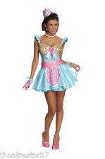 Sexy SWEET BUNS Secret Wishes Waitress Costume #880190 Women Med 6-10 Valentine