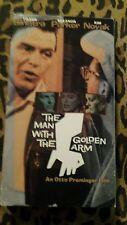 The Man with the Golden Arm (VHS, 1994) Frank Sinatra, Eleanor Parker, Kim Novak