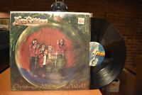 New Edition Christmas All Over the World LP MCA 39040 Stereo