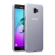 Samsung Galaxy A5 TPU Bumper Drop Resistant Flexible Gel Grey OPEX™