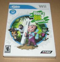 Dood's Big Adventure for Nintendo Wii uDraw Game Tablet Brand New  Fast Shipping