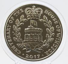2017 Royal Mint House of Windsor £5 coin BU brilliant uncirculated