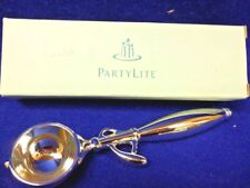 New Partylite P7625 Ice Cream Scoop Candle Snuffer Retired Nib
