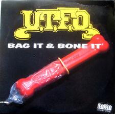 U.T.F.O. - Bag It & Bone It - New Vinyl Record LP