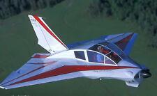 DYKE DELTA JD-2 scratch build R/c Plane Plans, 40 in. wing span ELECTRIC POWER