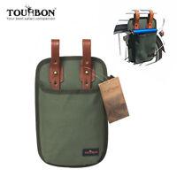Tourbon Fahrrad Faltschloss Tasche Satteltasche für ABUS Bügelschloss Abus U-Typ