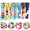 1Pc Cartoon 3D kaleidoscope kids toys educational science classic toys 19cm&p