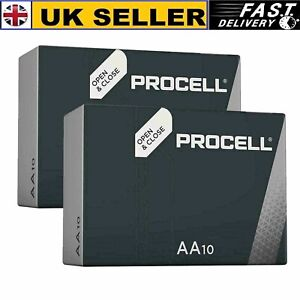 20x AA AAA PROCELL Batteries MN1500 MN2400 Battery Replaces Duracell Industrial