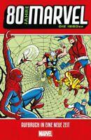 80 Jahre Marvel - Die 1960er - Panini - Comic - deutsch - NEUWARE