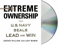Extreme Ownership: How U.S. Navy SEALs Lead and Win Willink, Jocko VeryGood