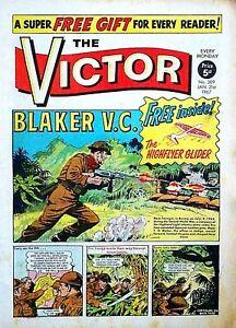 VICTOR - 21st JANUARY 1967 (16 - 22 Jan) RARE 55th BIRTHDAY GIFT !!..beano eagle