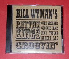 Bill Wyman's Rhythm Kings - Groovin' -- CD / Rock