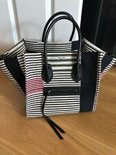 4bb2b125d92eb CÉLINE Handtasche Schwarz Damen Tasche Luggage medium Phantom Bag Sac Leder