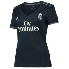 Offiziell Real Madrid Auswärts Shirt Fußball Trikot Oberteil 201819 Damen adidas