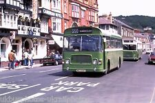 Crosville MCA614P Aberystwyth 21/07/76 Bus Photo