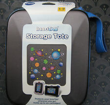 InnoTab STORAGE TOTE Blue & Gray  nip