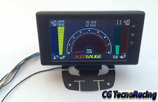 Cruscotto digitale Manometro Racing digital dashboard gauge Racing
