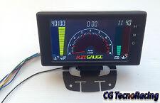 Cruscotto digitale Manometro Racing digital dashboard gauge Racing