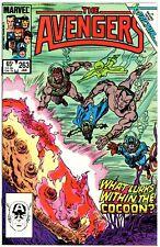 Avengers (1963) #263 NM- 9.2