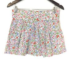 American Eagle Outfitters Multicolor Floral Print Mini Skirt Women's Size Small