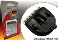 Moser standard Schneidsatz Blade 1884-7040 für 1884 1854 1871, Li+Pro ChromStyle