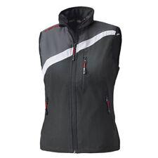 Vestes et gilets noirs textiles pour motocyclette femme