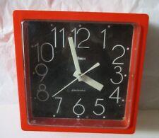 Milvox orologio anni 70 da parete