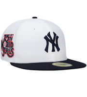 New York Yankees 1978 World Series 2Tone New Era White/Navy 59FIFTY Fitted Hat