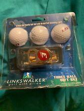 Three Golf Ball Gift Set (New)