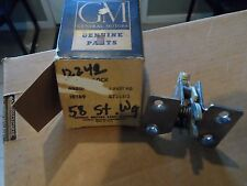 NOS 1958 58 Chevy Brookwood Belair Nomad Station Wagon Tailgate Lock 4724512 SK