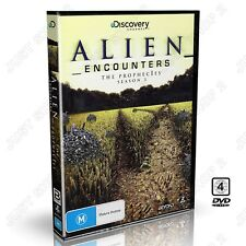 Alien Encounters Season 3 : Discovery Channel Documentary : New 2-Disc Set