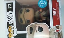 STAR WARS,73,VII,funko,pop,REY,neuf,exclusive
