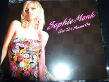 Sophie Monk (Bardot) Get The Music On Remixes CD Single