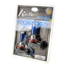 2x H8 12V 100W 5000K Super Bright Car Auto Xenon Halogen Headlight bulbs White