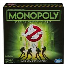 Monopoly Ghostbusters Hasbro Edition Board Game