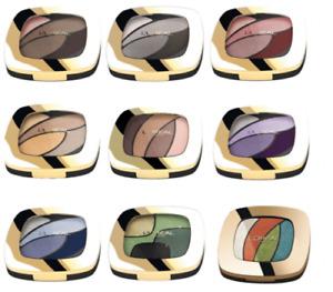 L'Oreal Paris Color Riche QUAD Eyeshadow- Choose your palette NEW Sealed