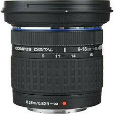 Olympus Zuiko 9-18mm f/4.0-5.6 ED Lens. Mint! No Reserve!