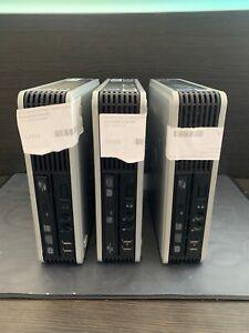 Job Lot - HP Compaq 2x DC7800P/ 1x DC7900 Ultra Slim Desktop