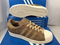 ADIDAS Superstar BB6322 Leather Men's Trainers, Size UK 6.5 / EU 40