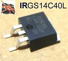 Han 14c40l ACCENSIONE IGBT sostituire 14cl40 bts2140-1b gs14c40l to-263 UK STOCK