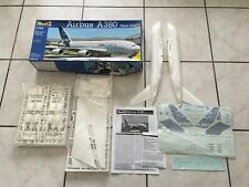 MAQUETTE AIRBUS A 380 NEW LIVERY - REVELL - 1/144ÉME