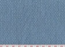 Textured Jacqurd Upholstery Fabric by Clarence House R$196y Ascott CL Light Blue
