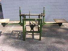 Rotocasting Machine Rotational Molding Resin Plaster Slush Spin Casting Rotocast