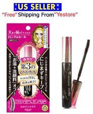 Japan Isehan Mascara Kiss Me Heroine Advanced Film Long & Curl Black Waterproof