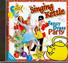 The Singing Kettle - Fancy Dress Party - The Singing Kettle CD POVG The Cheap