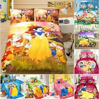 Disney Snow White Twin/Full/Queen Duvet Cover Set or Sheet Set or Bed Skirt Set