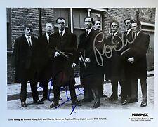 Autograph Of Martin Kemp & Gary Kemp 8x10 Photo The Krays + COA