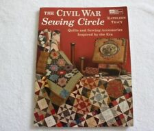 The Civil War Sewing Circle by Kathleen Tracy Very Good ❤️