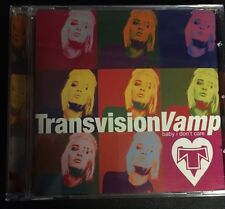 Transvision Vamp. Baby I Don't Care. Best Of Compilation. 17 Track CD. 2002.